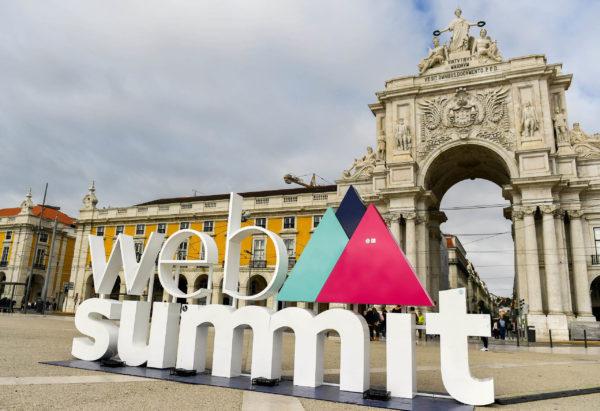 Web Summit in Portugal